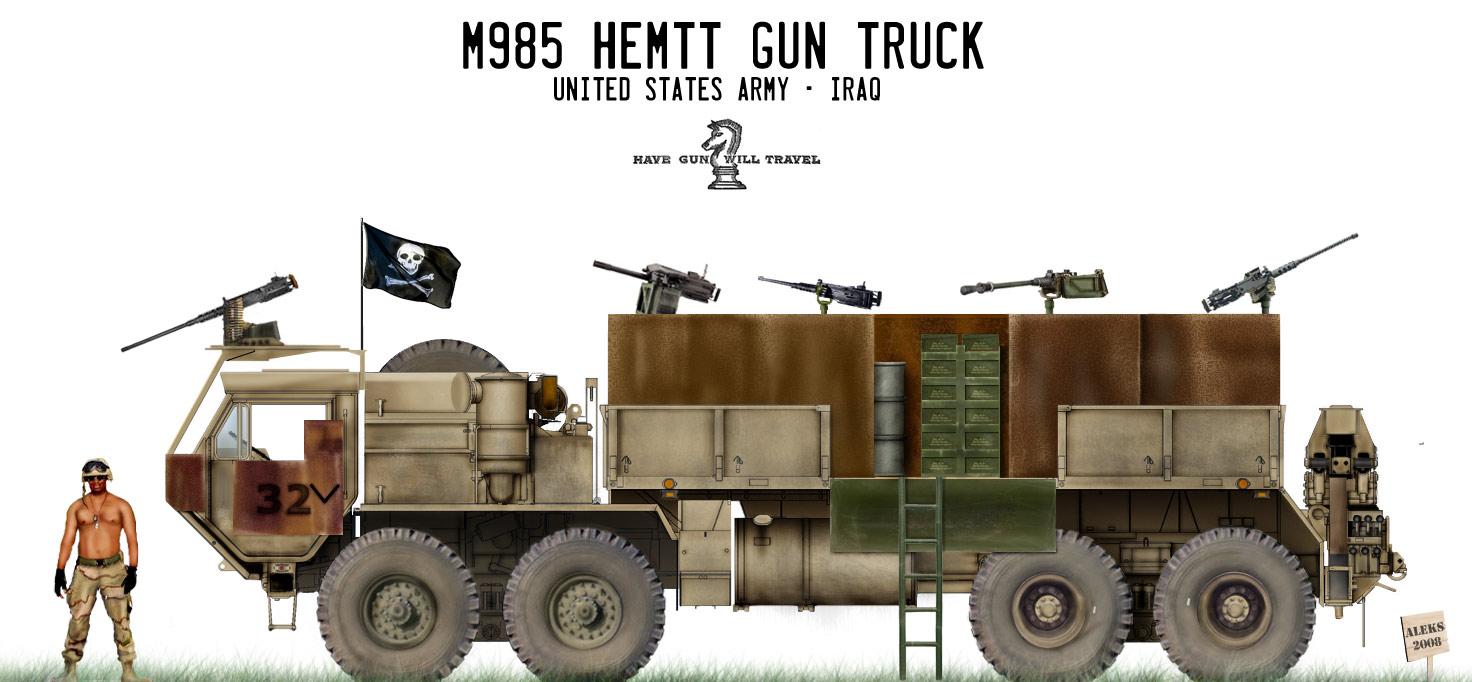 image Big load soviet gun shooting