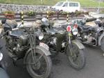 Una coppia di Moto Guzzi Alcione