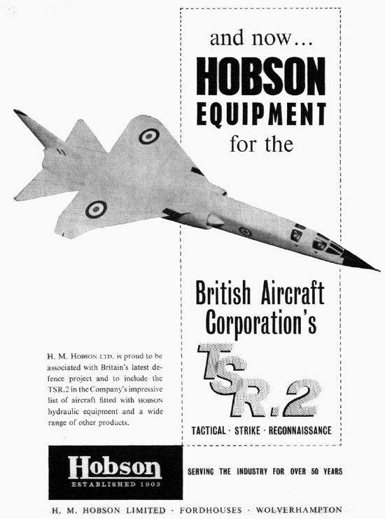hobsonequipment1964