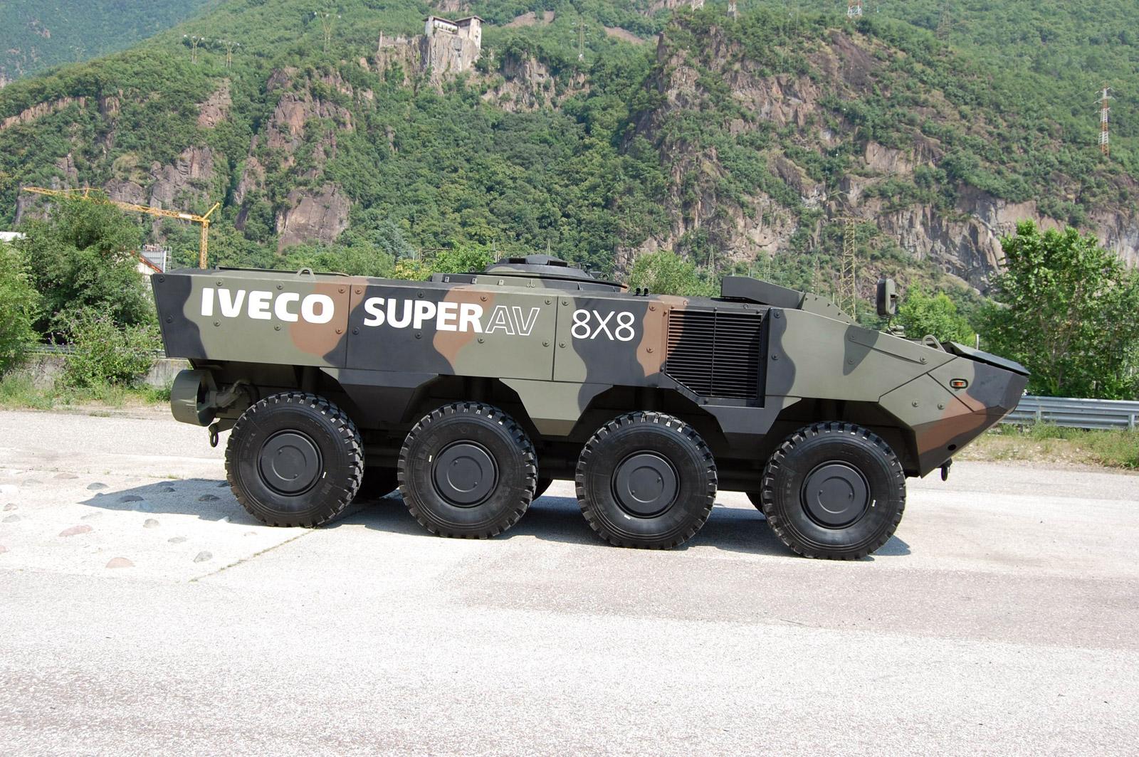Armée Italienne/Forze Armate Italiane - Page 6 Superav2
