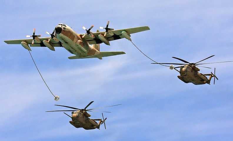 Aerial refueling - Wikipedia