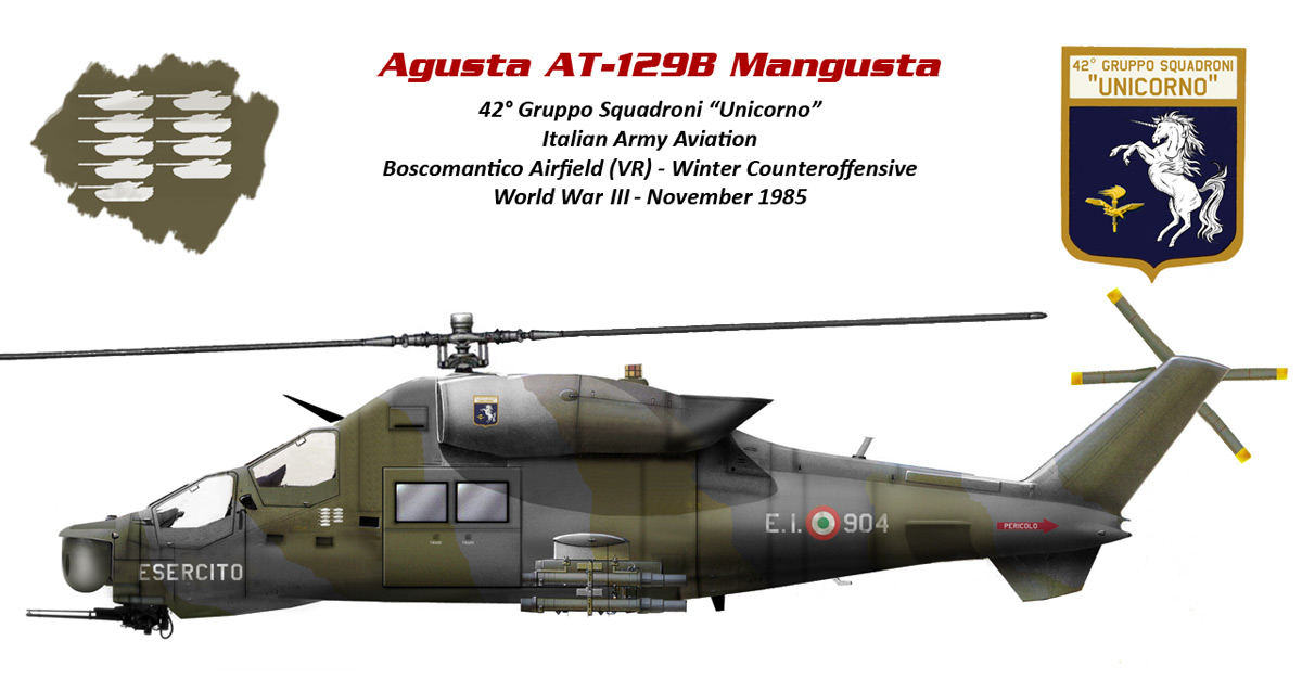 Elicottero D Attacco Cinese : Agusta at b mangusta l hind italiano sobchak