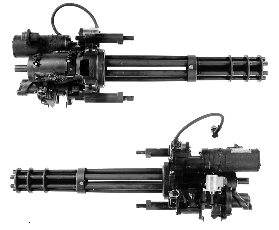 Miniguns