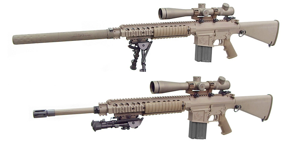 marzo | 2014 | SOBCHAK SECURITY - est. 2005 | Pagina 2 M110 Sniper Rifle Suppressed