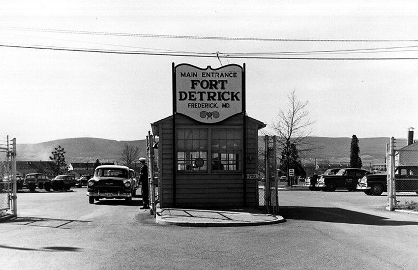 FORT DETRICK Fort Detrick
